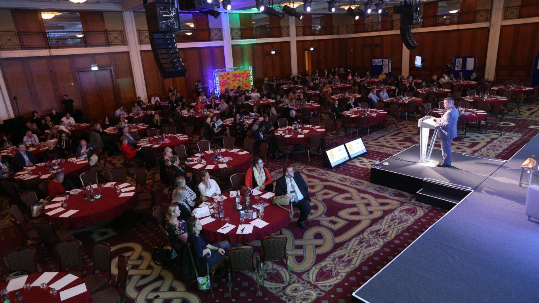 John Boulton at the Improvement Cymru conference